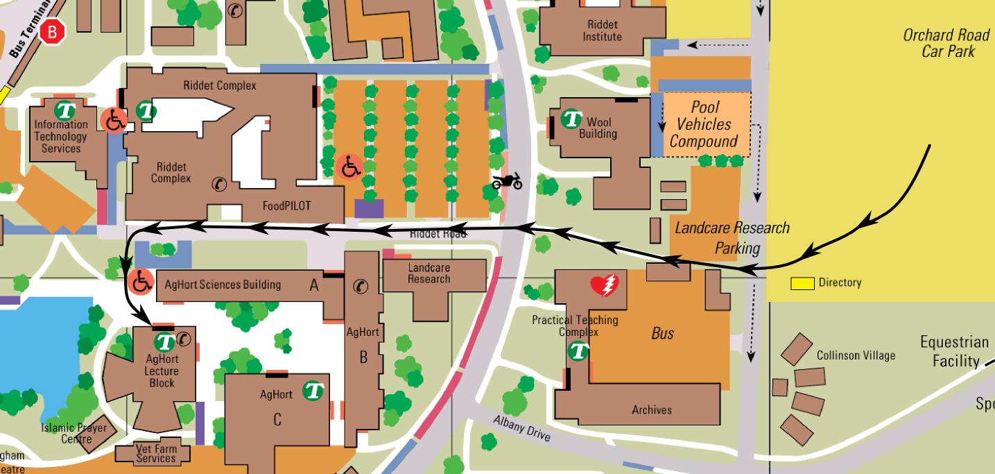 Massey Map